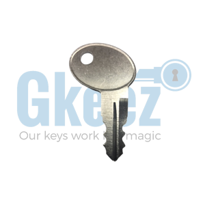 1 Bauer Replacement Key Series 701-760 - GKEEZ
