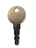 Tuff Shed Replacement Key Series TS01-TS10