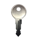 2 Better Built Crossbed Truck Tool Box Replacement Keys Series CH501 CH520 Double Sided