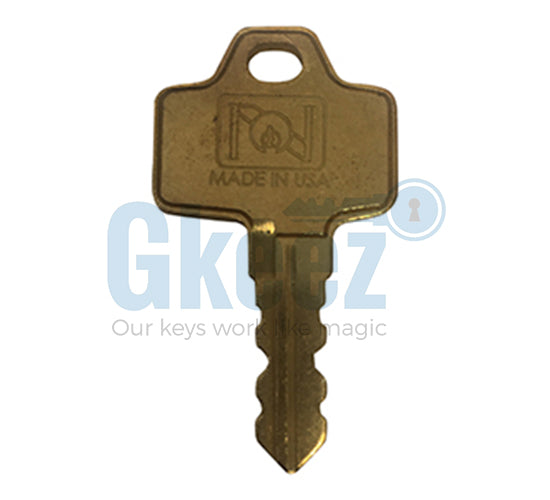 2 Remline Tool Box Replacement Keys Series SK301-SK400 - GKEEZ