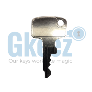 1 Honda Motorcycle Replacement Key Series T3501 – T3600 - GKEEZ
