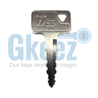Kawasaki Motorcycle Key Series  G8601 - G8700