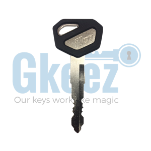 Kawasaki Motorcycle Replacement Key Series B8901 -  B9000
