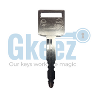 1 Suzuki Motorcycle Key Series  6101 - 6200