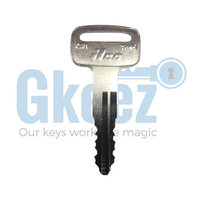 Yamaha Motorcycle Replacement Key Series F69097 - F62827 - GKEEZ