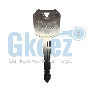 Kawasaki Ninja Motorcycle Key Series 1001 -1100