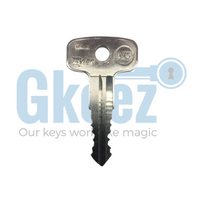1 Yamaha Motorcycle Key Series  1776 - 1800 - GKEEZ