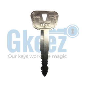 1 Yamaha Motorcycle Key Series  A8301-A8400 - GKEEZ