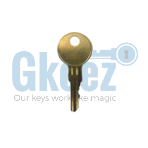 1 Haworth File Cabinet Replacement Key Series KA301-KA400 - GKEEZ
