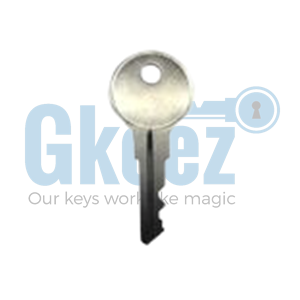 1 Bauer Replacement Key  Series DM601-DM610