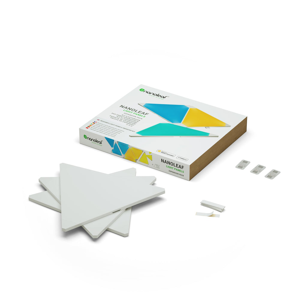 Nanoleaf Kit expansão 3 painéis