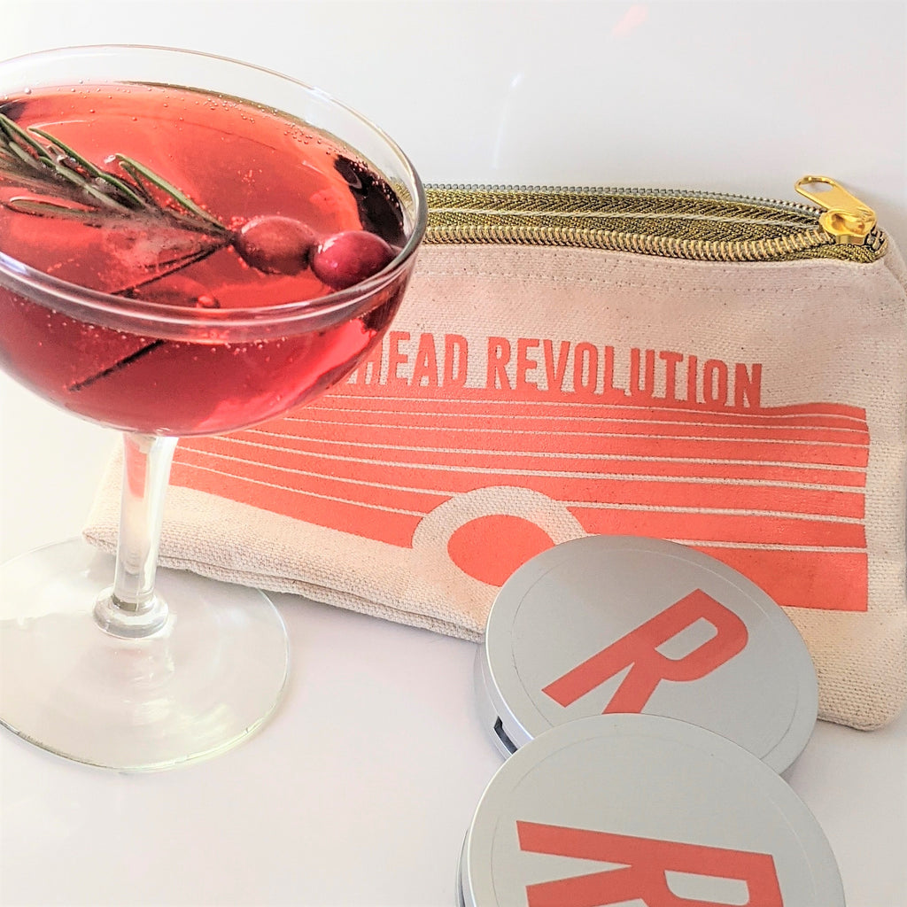 Redhead Revolution Holiday Cocktail