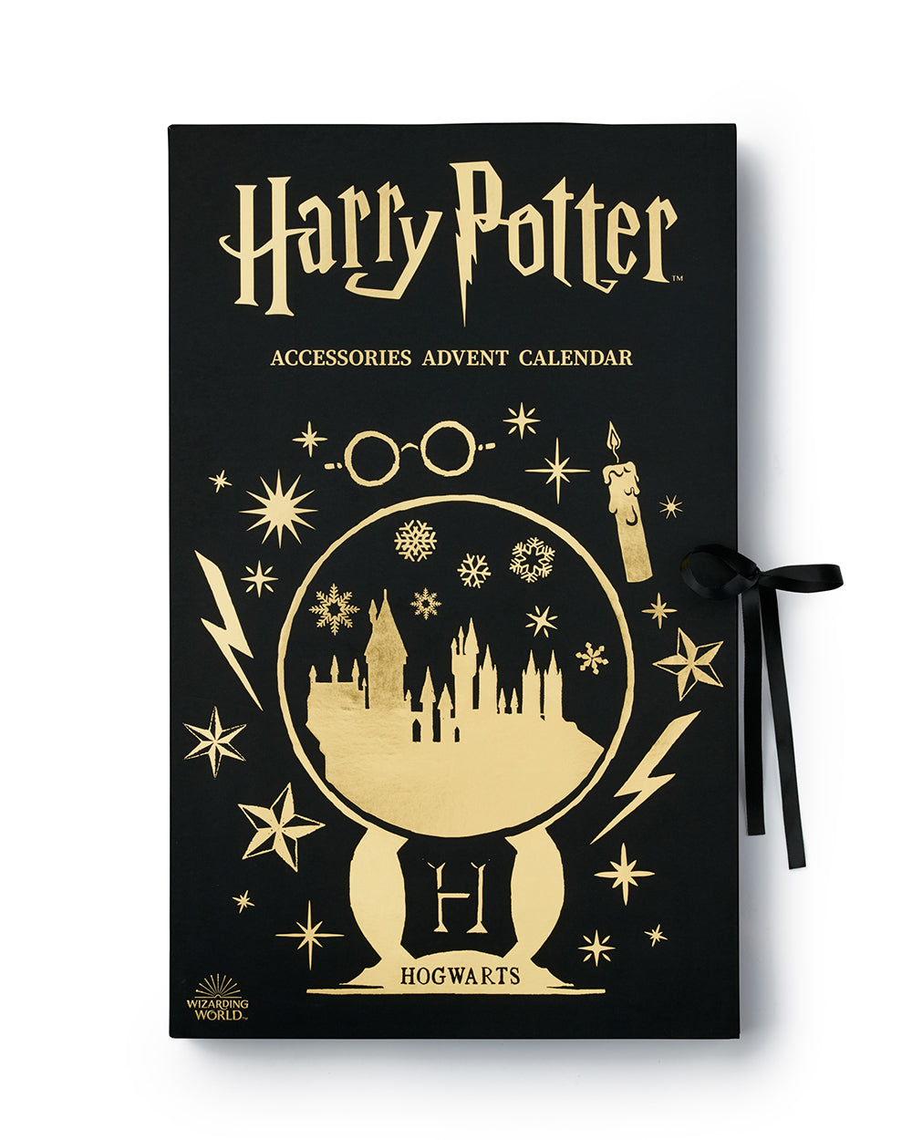 Harry Potter Gold Advent Calendar