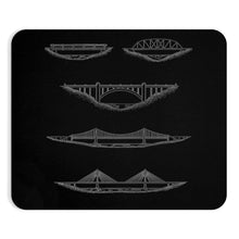 Load image into Gallery viewer, Trusses Mousepad - Engg Merch