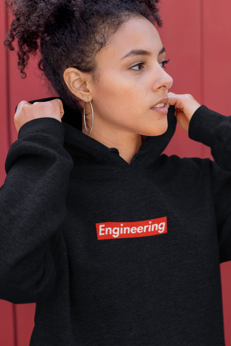 Engineering Supreme Hoodie