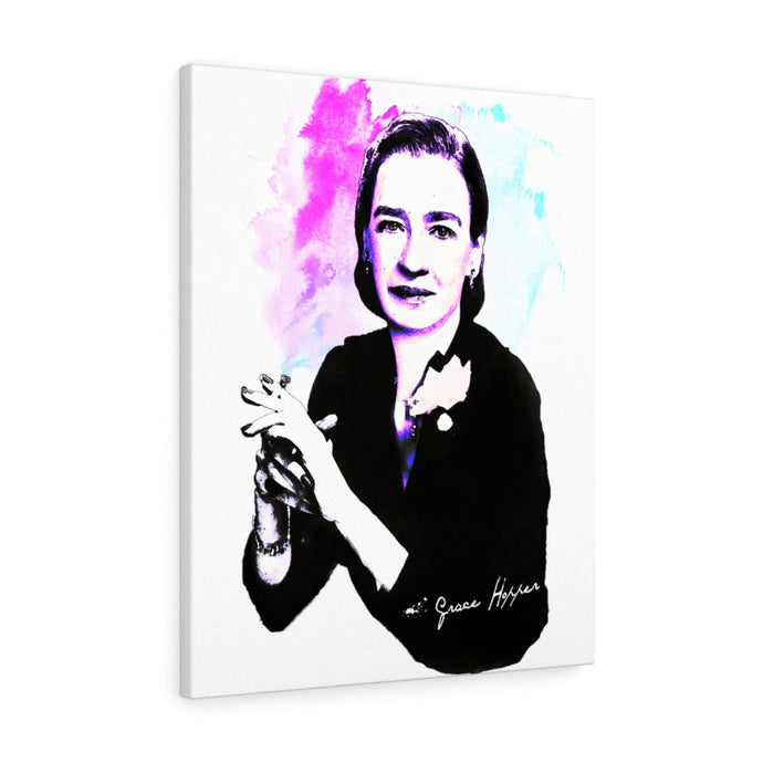 Grace Hopper Canvas - Engg Merch