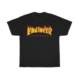 Engineer Thrasher T-Shirt - Engg Merch