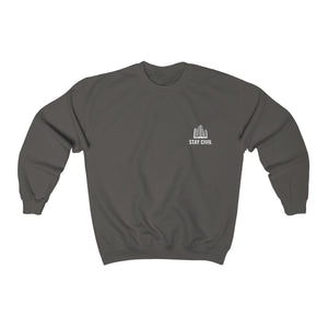 Stay Civil Sweatshirt - Engg Merch