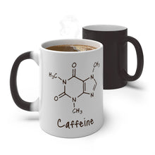 Load image into Gallery viewer, Caffeine Color Changing Mug - Engg Merch