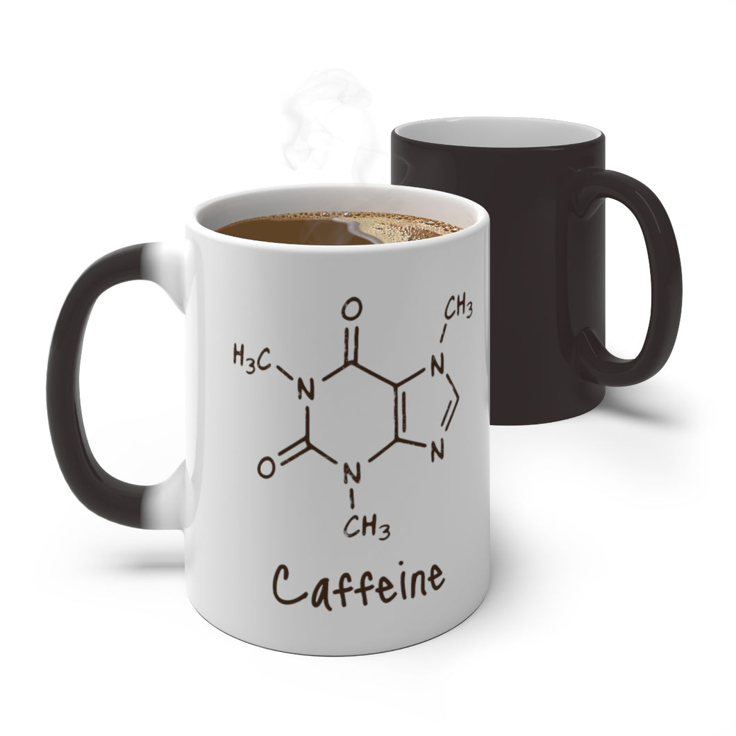 Caffeine Color Changing Mug - Engg Merch