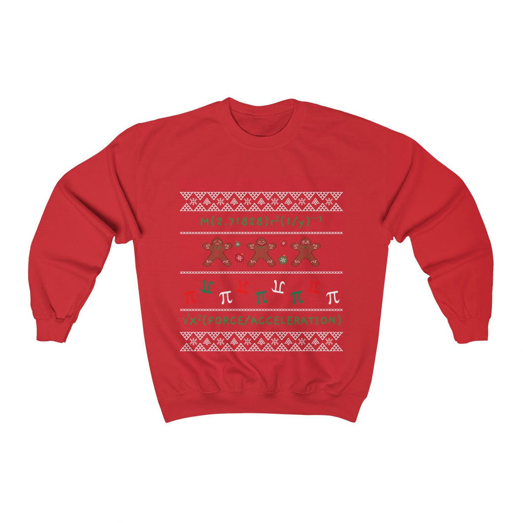 Ugly Christmas Sweater - Engg Merch