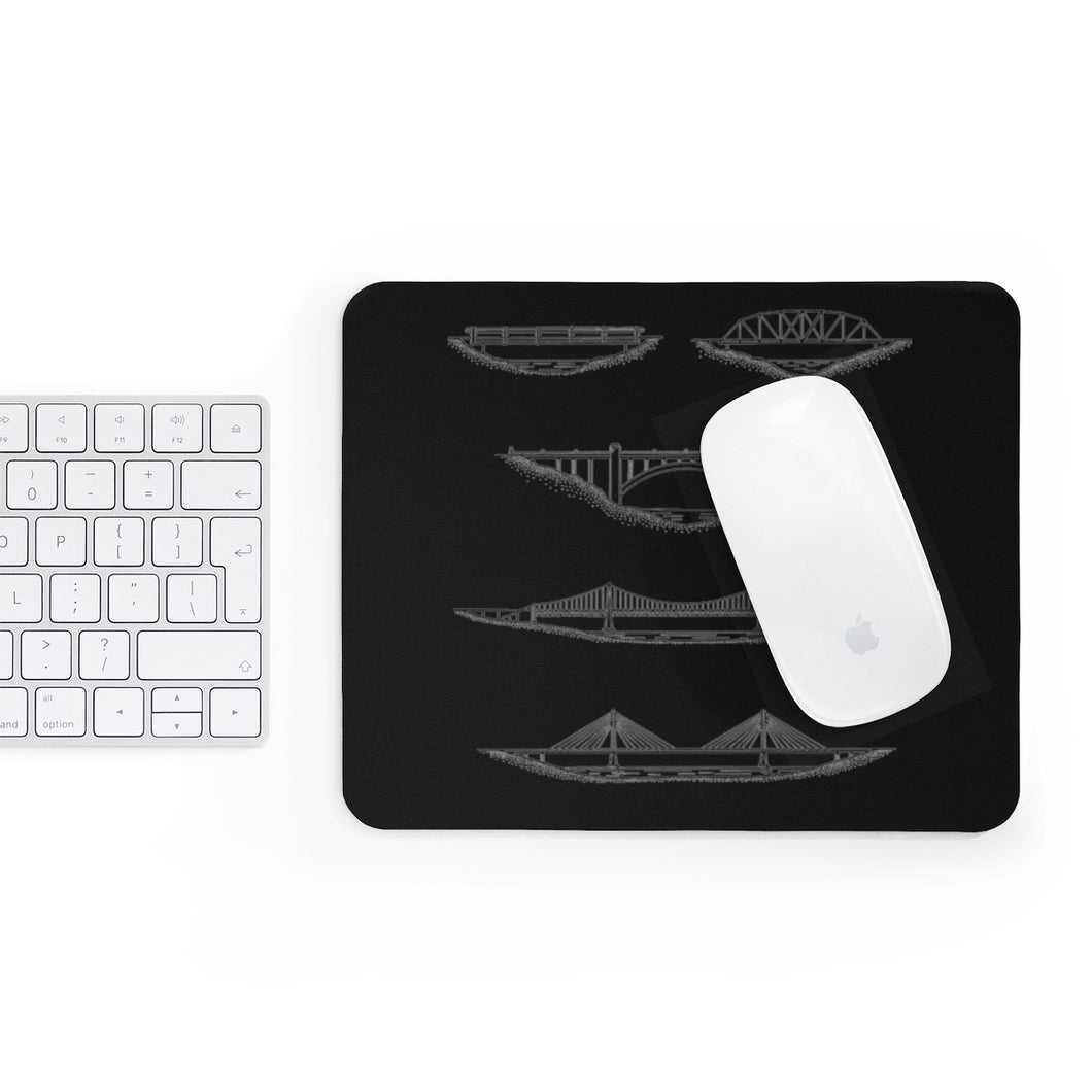 Trusses Mousepad - Engg Merch