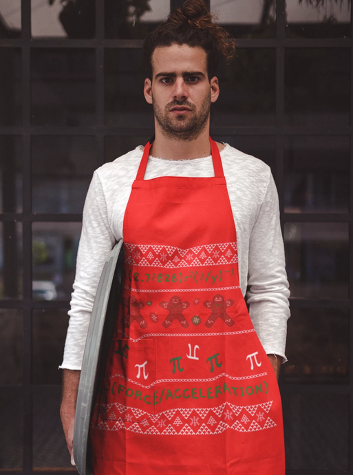 Christmas Apron - Engg Merch