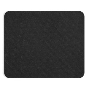 Red and Blue Voyager Record Mousepad - Engg Merch