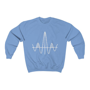 Sinusoid Sweatshirt - Engg Merch