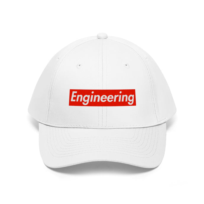 Engineering Embroidered Hat - Engg Merch