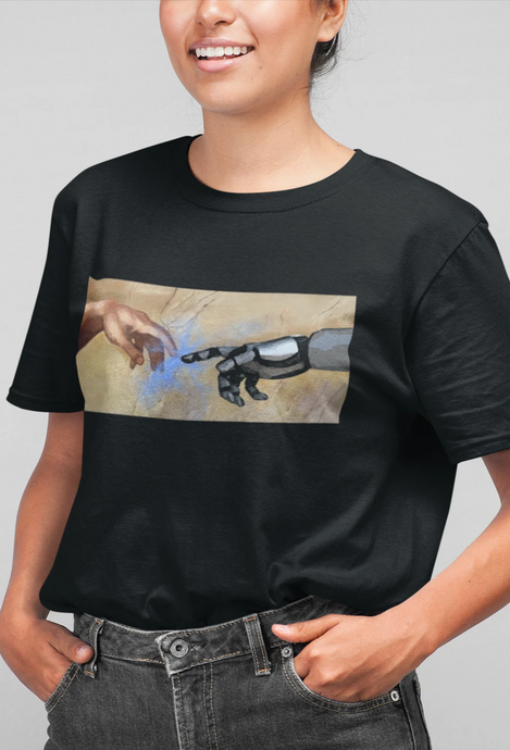 Embrace The Bots T-Shirt