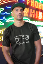 Load image into Gallery viewer, Black Cyber Truck T-Shirt