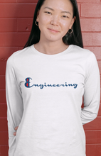 Load image into Gallery viewer, Engineering Champion Long Sleeve T-Shirt