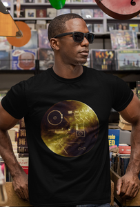 Voyager Golden Record T-Shirt - Engg Merch