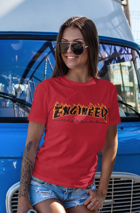 Engineer Thrasher T-Shirt