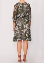 Load image into Gallery viewer, Casa Gathered Dress