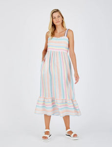 Dreamer Dress in Rainbow
