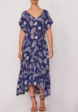 Load image into Gallery viewer, Sofia Ruffle Sleeve Dress