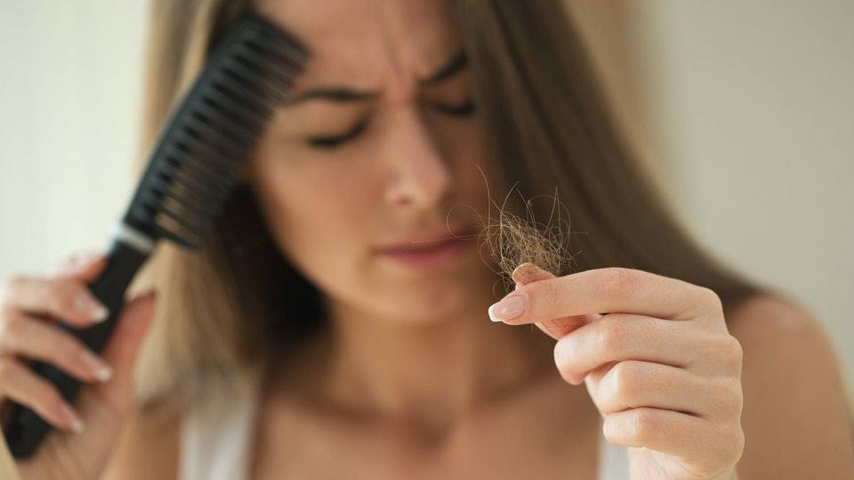 Can I go bald from postpartum hairloss?