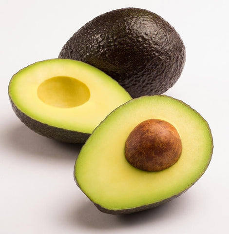 avocado for hair health