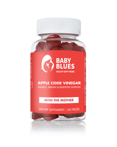 Baby Blues Apple Cider Vinegar Gummies - 1 Month Supply