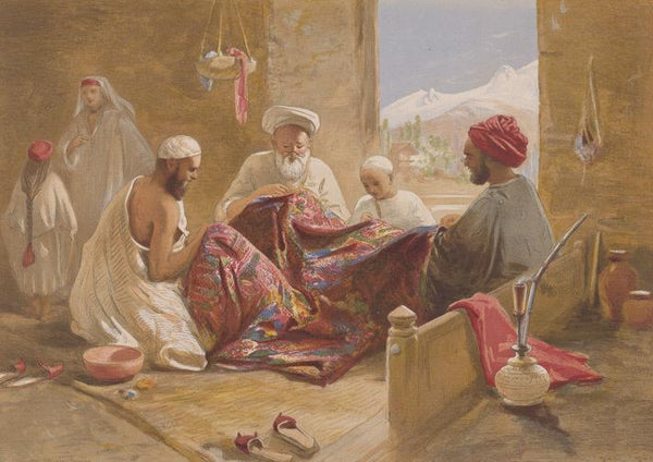 Shawls - The Nexus of Punjab and Kashmir