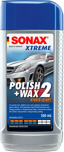 XTREME Polish + Wax 2 Hybrid NPT, newer paintwork.
