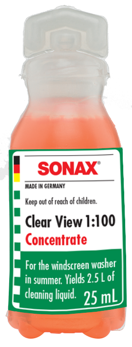 SONAX Clear View 1:100 Concentrate