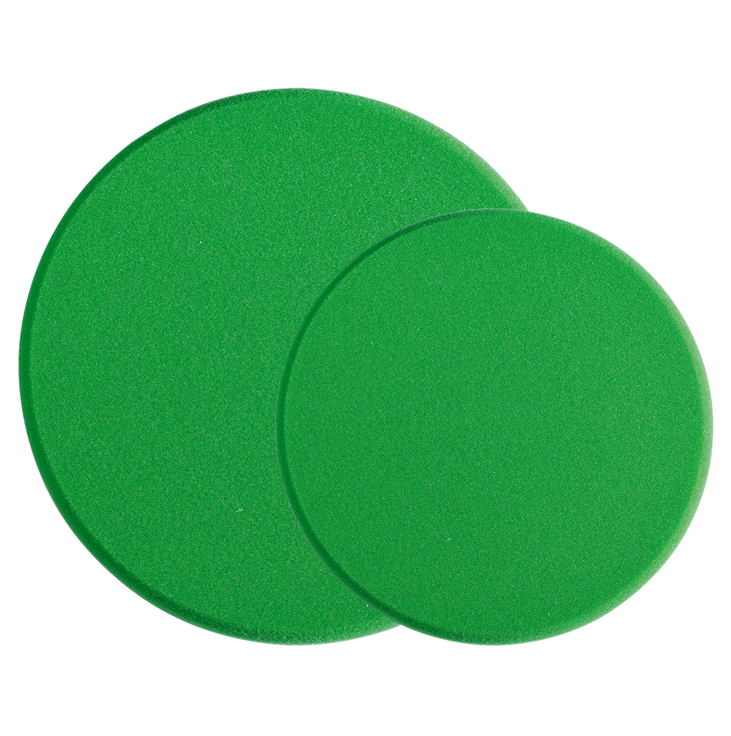 SONAX POLISHING SPONGE GREEN (MEDIUM) -STANDARD PAD- 200mm/160mm