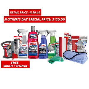 The SONAX Mother's Day Kit