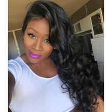 Load image into Gallery viewer, 20'' Wave  Human Hair Lace Front Wigs