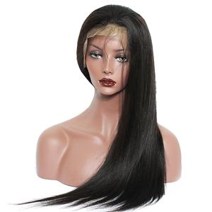 Human Lace Front Hair Wigs Straight hair