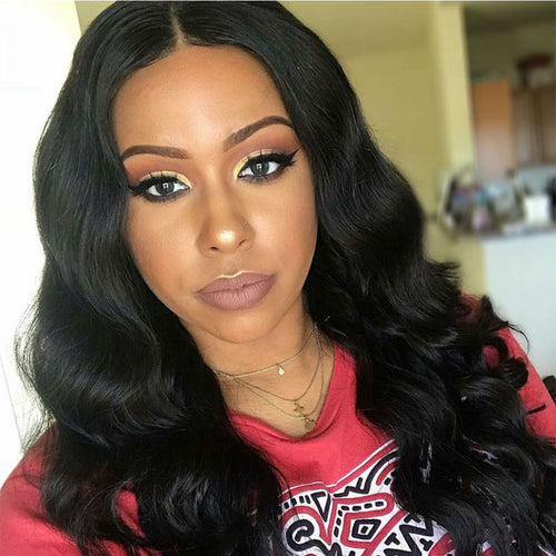 Brazilian Body Wave Silk Base Lace Wig