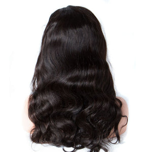 Brazilian Body Wave 360 Lace Wigs 120/140% Density